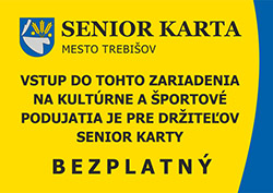 Senior Karta Mesto Trebisov